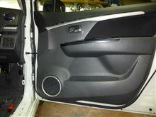 ワゴンR スティングレーのカーオーディオ・スピーカーインナーバッフル製作篇!CS.ARROWS