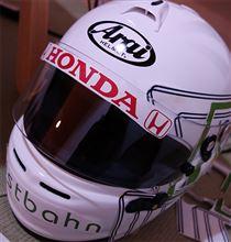 【レーシングギア】ヘルメット用カッティングシート検討 Part.2