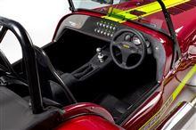ケーターハム新型の最強モデル620Rを発表