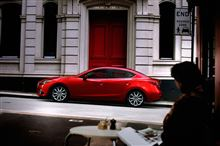 New Mazda3 がいっぱい