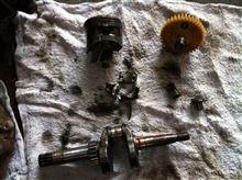 クボタミレディTMA21の修理