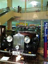 自動車博物館来訪