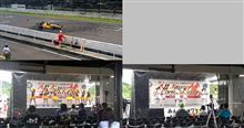 ORI☆姫隊ライブと全日本ジムカーナ