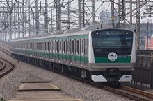 埼京線新型撮影
