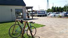 休日自転車