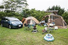 海キャンプ@外房-2013