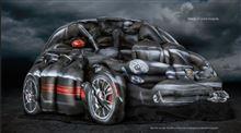 FIAT アバルト500C・・・