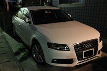ありがとう「Audi A4 2.0T Quattro」