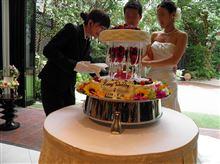 2013.7.20.甥っ子の結婚式。