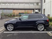 BMW X5 21 BMW純正オプション Vスポーク スタイリング239 FOR SALE !!
