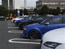 Audi大黒オフ参加'13.07