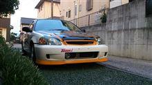 洗車Day(*゚∀゚)