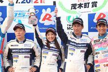 スーパー耐久 第3戦 もてぎ 決勝