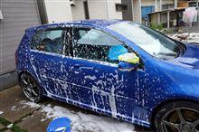 洗車のちコストコ