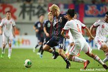 サッカー 東アジアカップ開幕してます!!