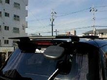 エスティマ リアウイング S13シルビアウイング取付加工 愛知県豊田市 倉地塗装 KRC