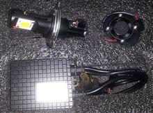LEDヘッドランブ