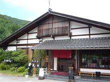 和田峠の近くのそば屋
