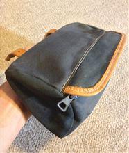 ジルベルトゥのサドルバッグ