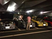 E36 318is友の会(笑)
