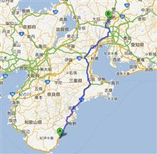 2013年 オフ会 in 岐阜 出撃の朝 ・・・の巻  25年 7月28日(日)