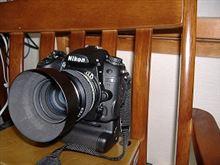 NikonD7000届きました。いきなりマニュアルフォーカスNikkor50mmf/1.2装着して試し撮り。