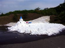 snow! snow! summer!