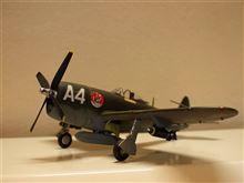 モノグラム 1/48 P-47D サンダーボルト完成♪