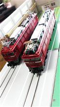 EF 81        JR 東日本色          配置