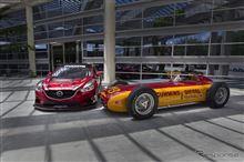 マツダ アテンザ 新型のレーサー、60年ぶりのディーゼル搭載車に…米インディアナポリス!