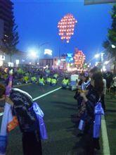 第40回米子がいな祭に行ってきました♪