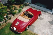 356 Speedster のレストア (内装張替え&引取り)