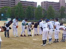 恒例のソフトボール大会