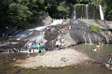 龍門の滝すべり