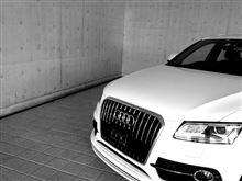 Audi Q5 quattro S-line 取材&撮影