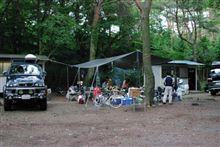 『本栖湖キャンプ』