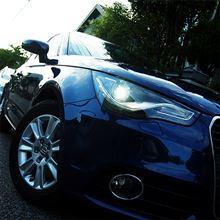 【試乗】Audi A1 Sportback 1.4 TFSI (8XCAX)