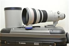 Canon EF500mm F4L IS USM 到着