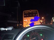 観光バスのパンクって大変なんですね。