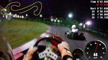ノープランのカート耐久レース