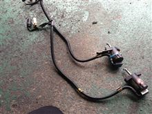 E46M3のSMG修理からのF50のメーター続き。