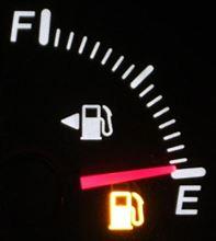 燃費の記録 (7.27L)