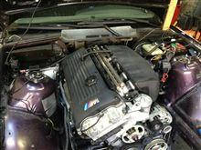 S54エンジン!!