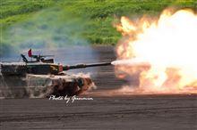 2013  富士総合火力演習 予行