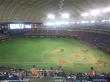 8月15日 巨人VS横浜DeNA戦