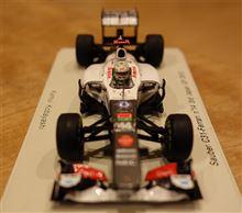【F1】【グッズ】Spark Sauber C31 #14 Kamui Kobayashi 3rd Japan GP 2012