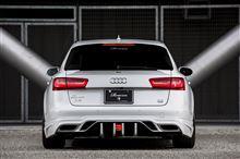 Audi A6 S-LINE カタログ撮影(^^♪