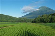 羊蹄山周辺をめぐる 北海道8月5日