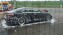 週末は洗車♪(^^)d