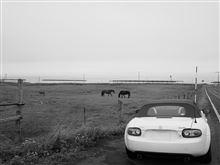 2013夏 ロードスターで行く道東の旅2 ~昆布刈石,釧路,シーサイドライン~